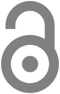 open access logo (unlocked padlock)